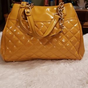 Yellow Maxx New York Signature Bag